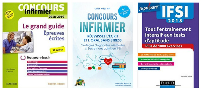 concours infirmier