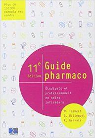 livre pharmacologie infirmier